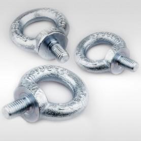 M20 Ringschrauben - Augenschrauben DIN 580 - WLL 1,2t - 1200kg