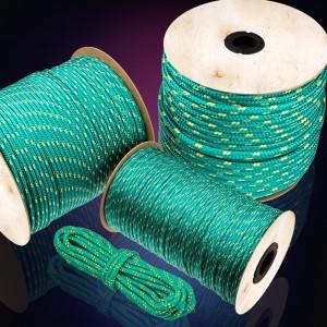 2mm Polypropylenseil grün 600m - PP Seil Polypropylen