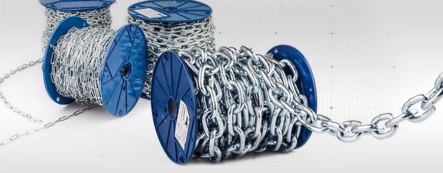 Stahlkette Kurzgliedrig DIN 5685A